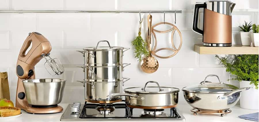 Kitchen Appliances and Utensils Made in Egypt - Export