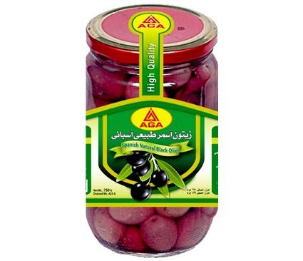 AGA Black Olive Spanish Pickles by AGA