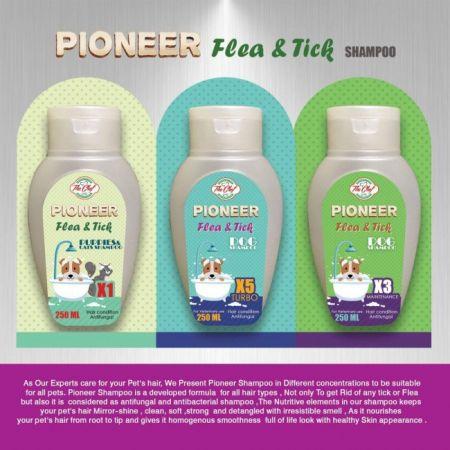 Pioneer Flea & Tick Shampoo
