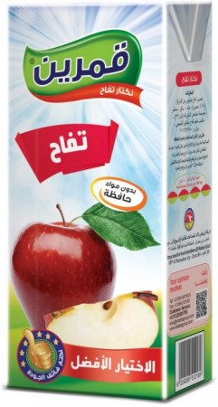Apple Juice Amarein made in Egypt