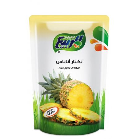 Amarein Pineapple Nectar Juice by El Rabie Made In Egypt