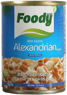 Foody Fava Beans Alexandrian by AGROCORP