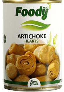 Foody Artichoke Hearts by AGROCORP
