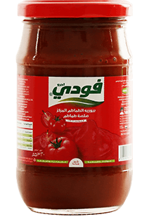 Foody Tomato Paste by AGROCORP