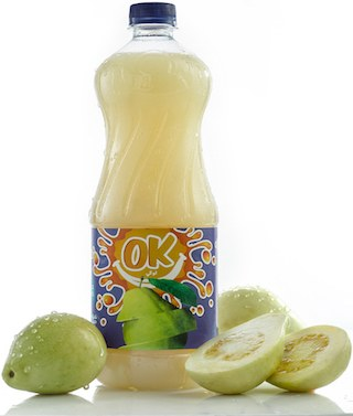 Ok Guava Juice by Great Foods, image 3