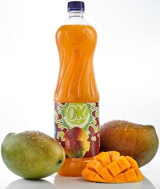 Ok Mango Juice by Great Foods, image 3