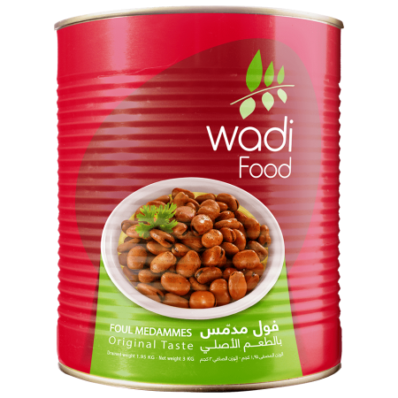 Wadi Food Fava Beans  by Wadi Food - 3kg