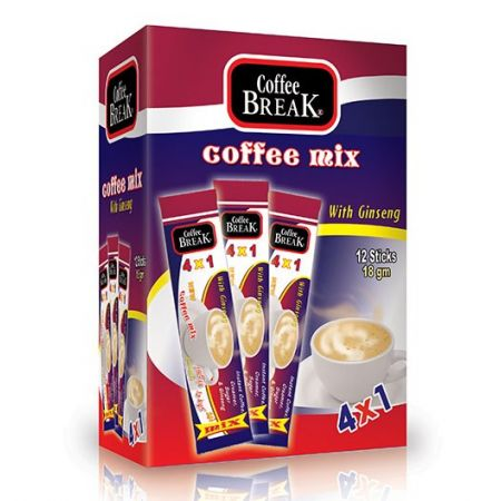Coffee Break Coffee Mixes by Misr Cafe