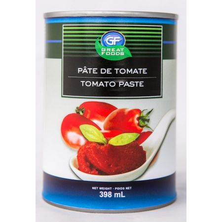 GF Tomato Paste by Great Foods, image 3