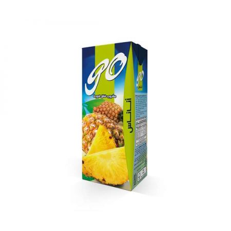 Go Pineapple Juice by Domty
