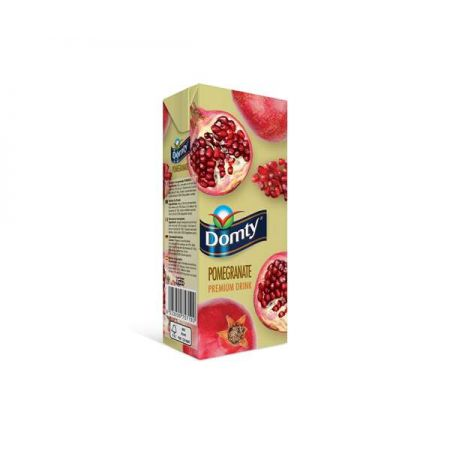 Domty Pomegranate Premium Drink by Domty