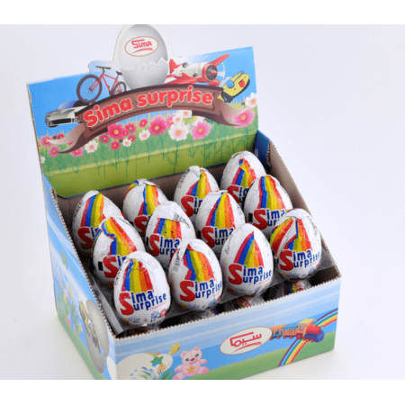 Sima Chocolate Egg by Sima