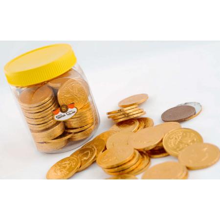 Sima Chocolate Coin by Sima