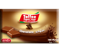 Toffee Choclate super luxe by Bisco Misr