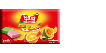 Toffee fruits super luxe by Bisco Misr