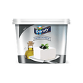 Natural Feta Cheese with Olives Made in Egypt by Dompty