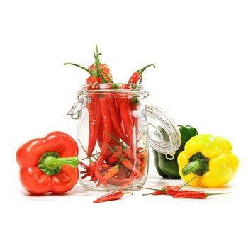 Fresh colored Capsicum by Egyptian Export Center - HB
