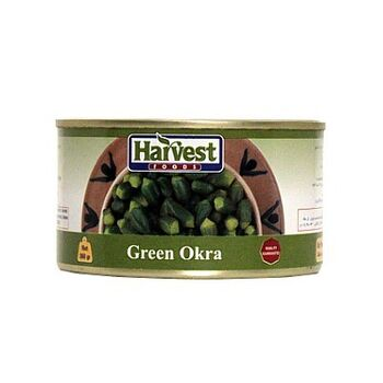 Green Okra by Harvest