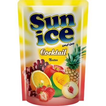 Sunice Cocktail Juice by El Rabie Made In Egypt