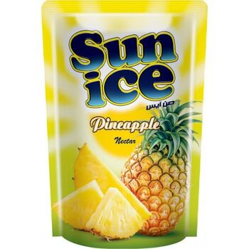 Sunice Pineapple Juice by El Rabie Made In Egypt