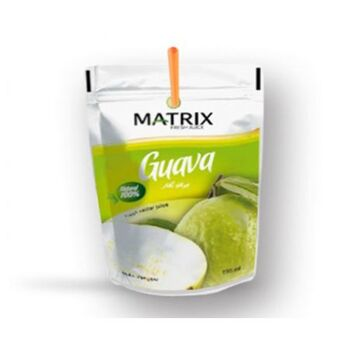 Matrix Guava Nectar Juice  by El Rabie Made in Egypt