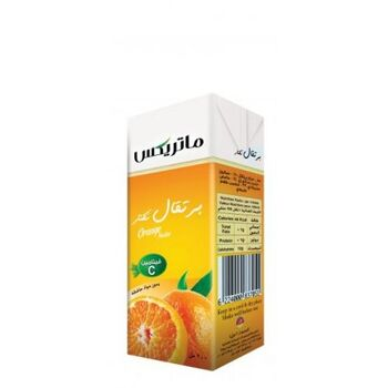 Matrix Orange Juice  by El Rabie Made in Egypt