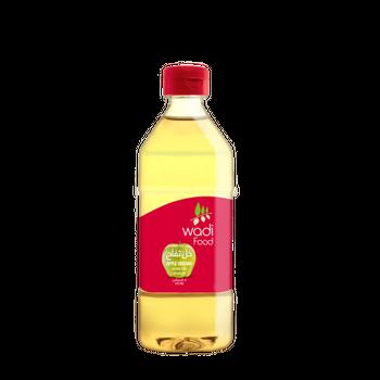 Wadi Food Apple Vinegar Plastic Bottle by Wadi Food -500ml
