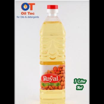 Royal Soya Bean OilMade in Egypt by Oil Tec