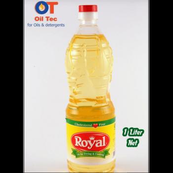 Royal Blended Oil by Oil Tec Made in Egypt