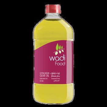Wadi Food Extra Virgin Olive Oil  Plastic Bottle by Wadi Food - 2L