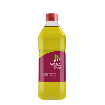 Extra Virgin Olive Oil by Wadi Food - 1L