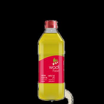 Wadi Food Virgin Olive Oil Plastic Bottle by Wadi Food - 500ml