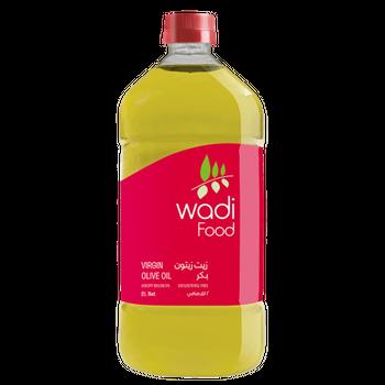 Wadi Food  Virgin Olive Oil  Plastic Bottle by Wadi Food - 2L