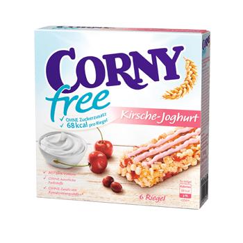 Corny Cereal bars Cherry and Yogurt by Hero