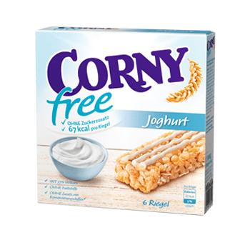 Corny Cereal bars Yogurt by Hero