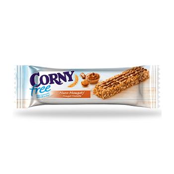 Corny Cereal bars Nuss-Nougat by Hero