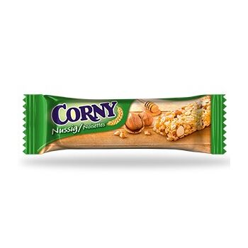 Corny Cereal bars Hazelnut by Hero