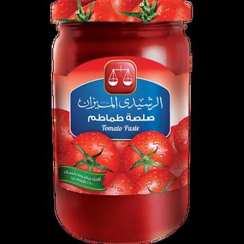 Tomato Paste Jars by El Rashidi El Mizan