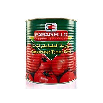 Faragello Concentrated Tomato Puree by Faragalla