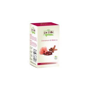 Dr.Life Cinnamon & Hibiscus tea by Family Pharmacia