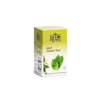Dr.Life Mint Green tea by Family Pharmacia