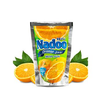 Nadoo Orange Juice by Al Nada
