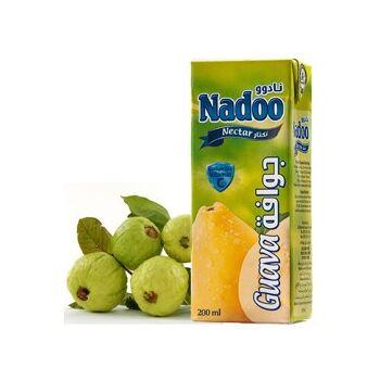 Nadoo Guava Nectar Juice by Al Nada