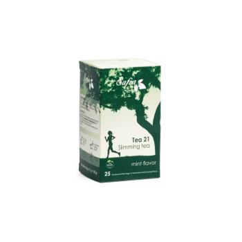 Safia's slimming tea 21 Mint Flavour by Family Pharmacia
