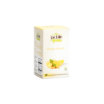 Dr.Life Ginger & Lime tea by Family Pharmacia