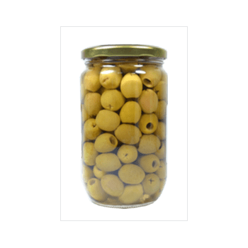 greeny Green Olives by Quality Standard