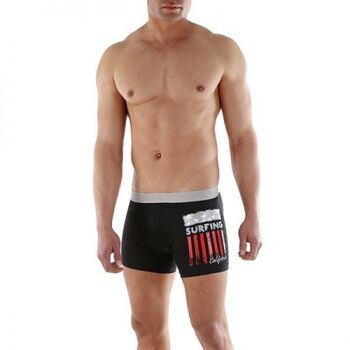 Printed sport half shorts`by Embrator