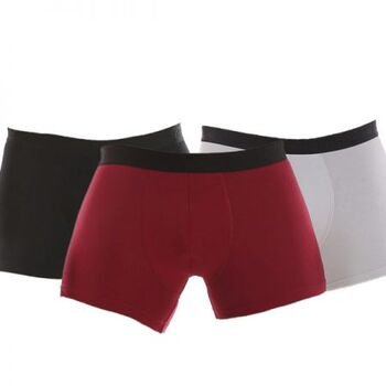 Sport Half short Pack Of 3 A by Embrator