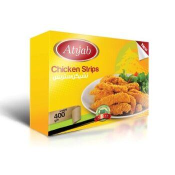 Chicken Strips by Atyab