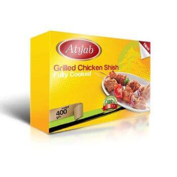 Grilled Chicken Shish by Atyab